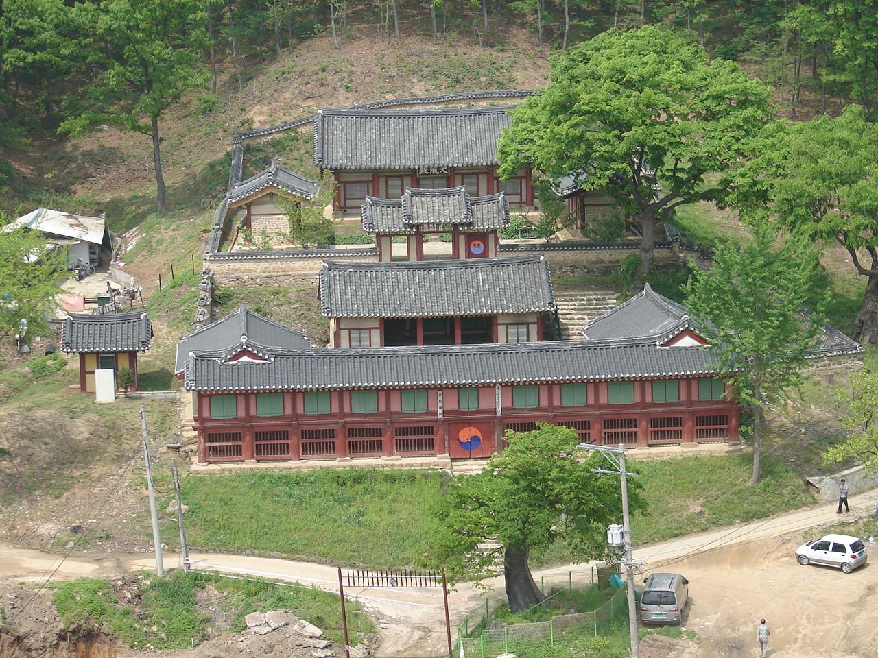 Anseonghyanggyo Confucian School