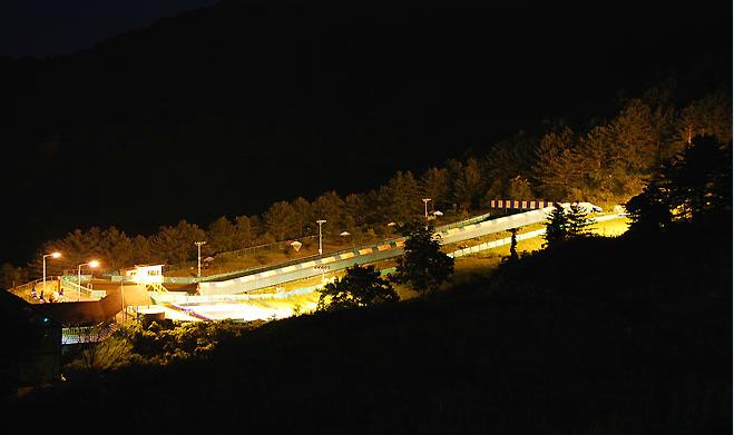 Gapyeong Snow Sled