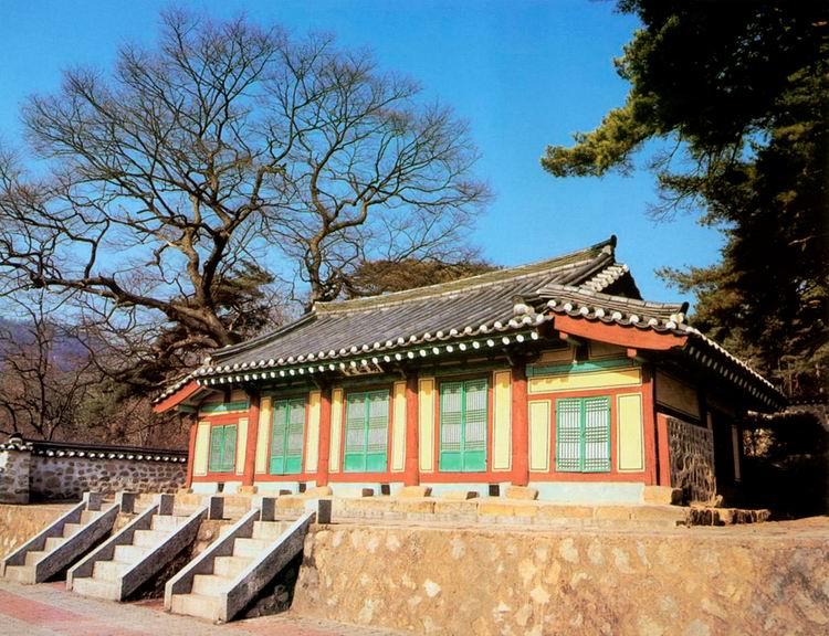 Gwacheonhyanggyo Local Confucian School