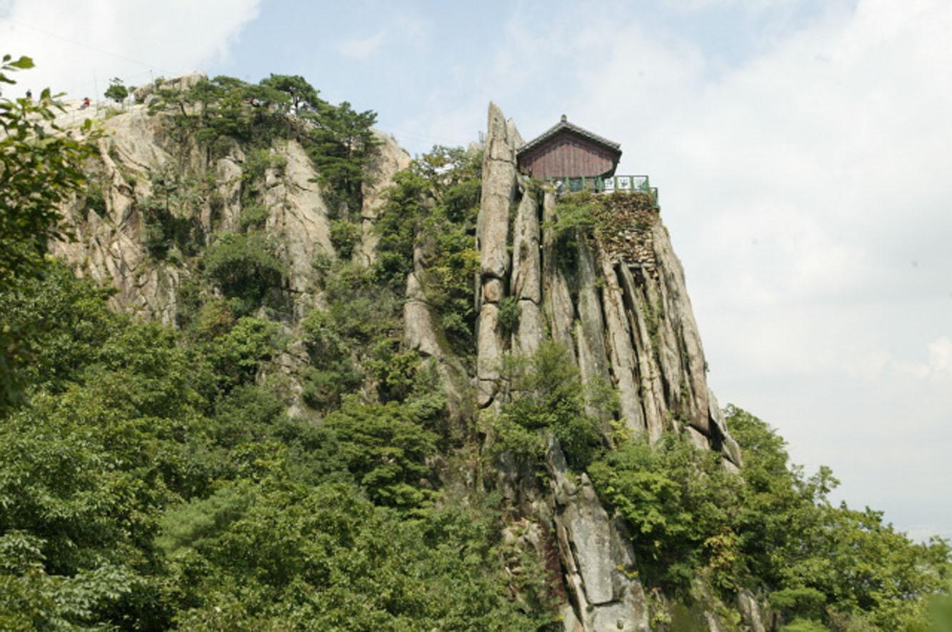Gwanaksan Mountain