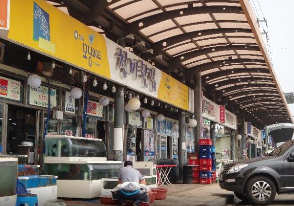 Sagang Market