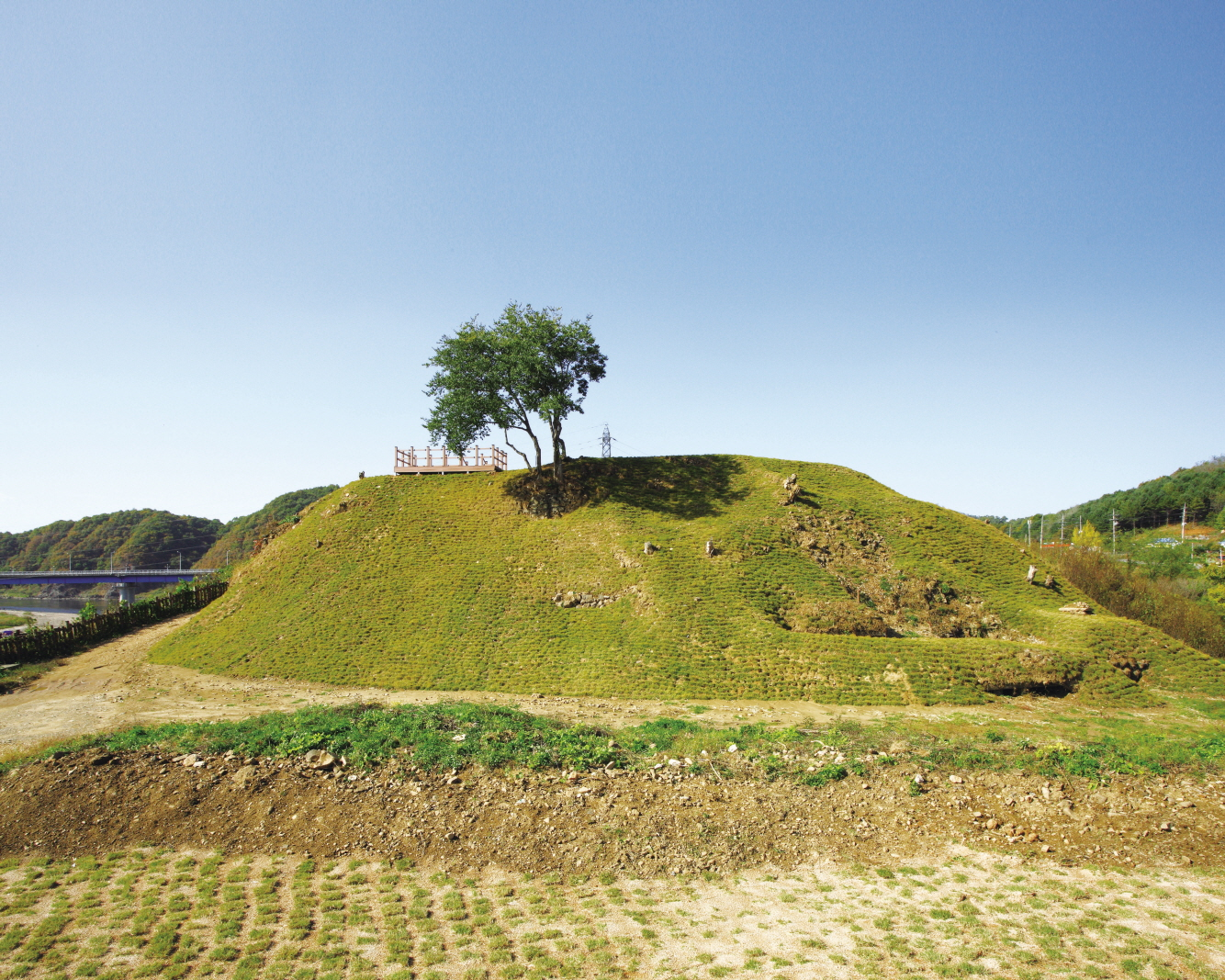 Dangposeong Fortress, Yeoncheon