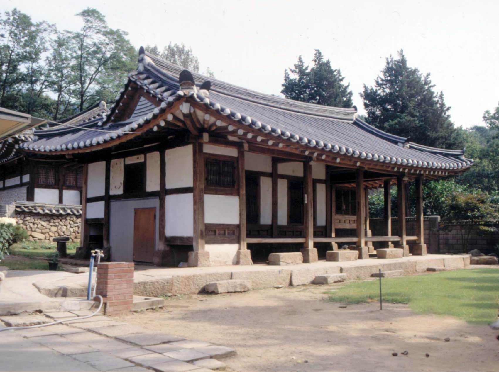 House of Seogye Bak Se-dang