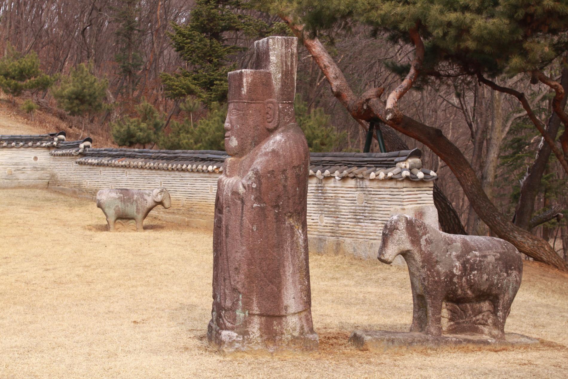 Three Royal Tombs, Paju [UNESCO World Heritage]