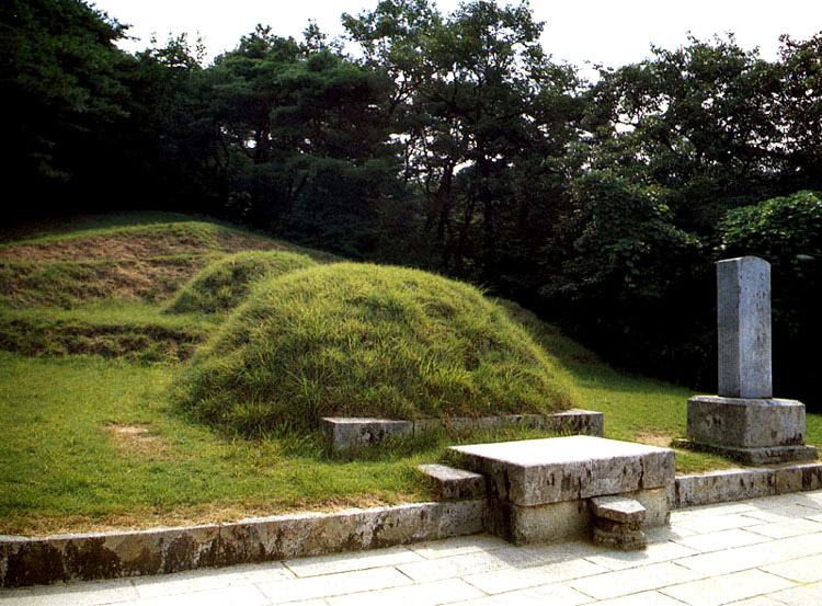 Tomb of Yulgok