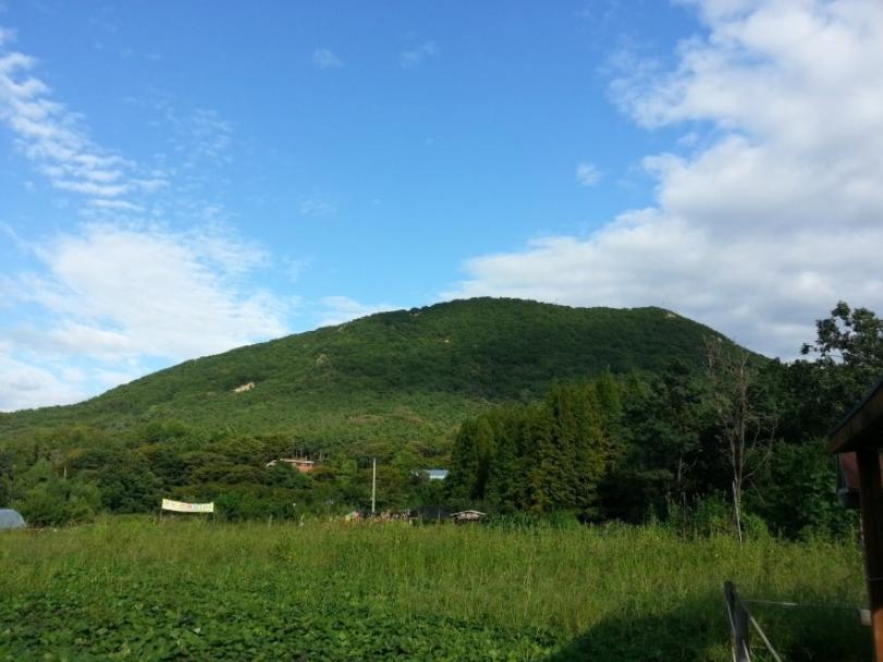 Soraesan Mountain