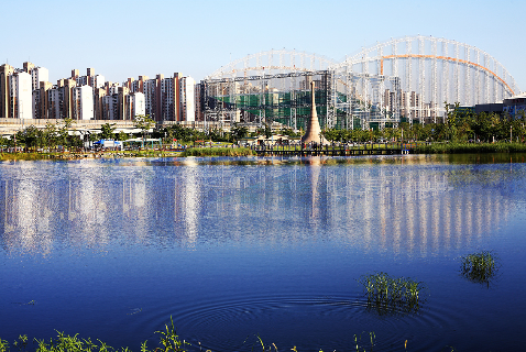 Sangdong Lake Park