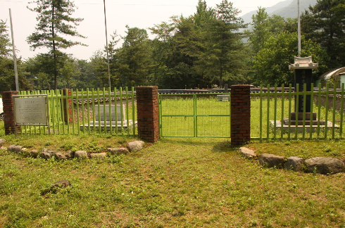 Site of Jamgokseowon Confucian Academy