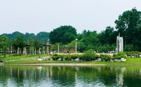 Ansan Lake Park3