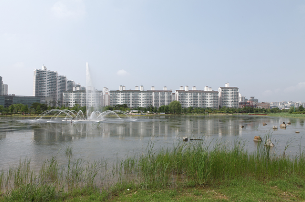 Ansan Lake Park