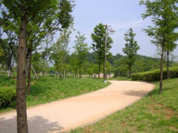 Ansan Lake Park2