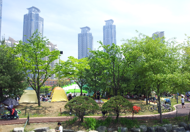 Dongtan Central Park