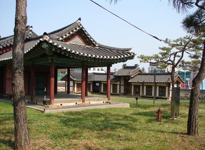 Guesthouse in Paengseong-eup