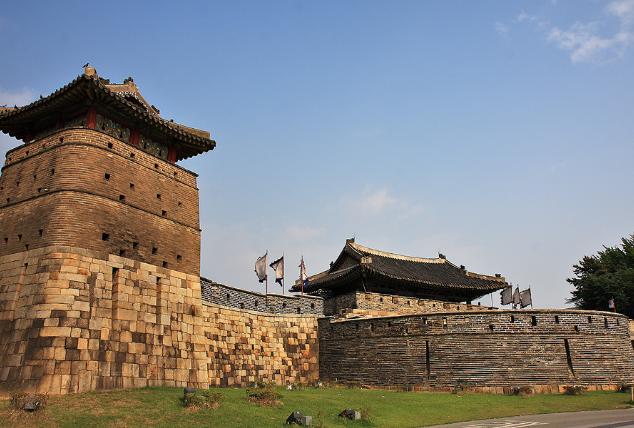 Suwon Hwaseong Fortress (UNESCO World Heritage)