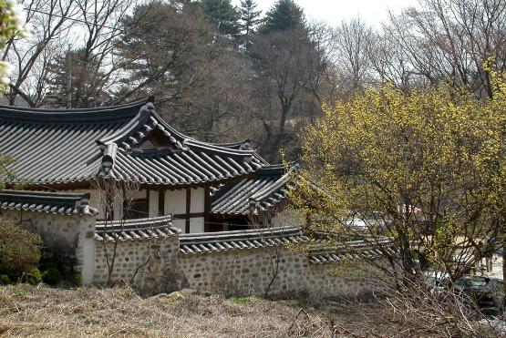 Yukgoejeong Pavilion