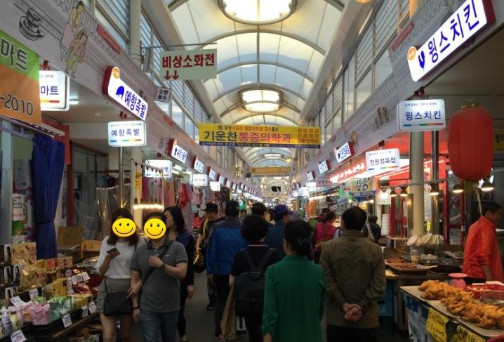 Bucheon Free Market2