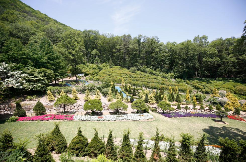 Yul-bom Botanic Garden