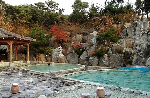 Yuram Hot Springs