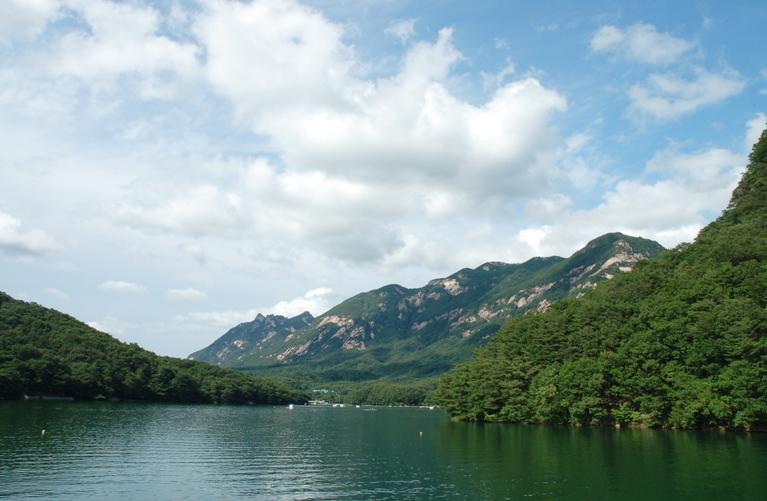 Sanjeong Lake2