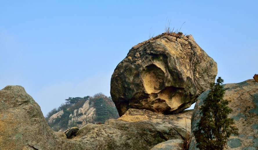 Bulgoksan Mountain2