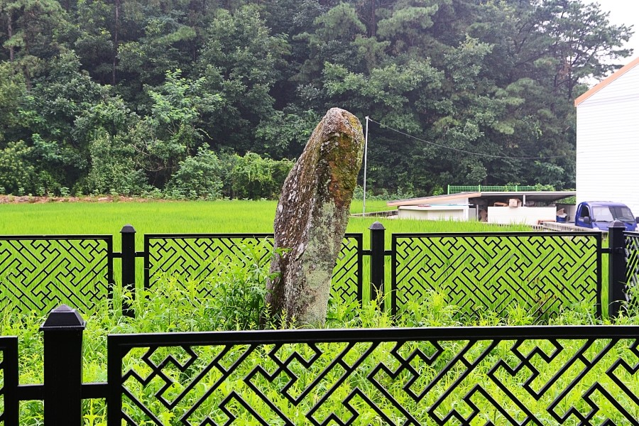 Menhir , Namsa-myeon Chang-ri1