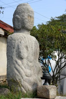 Standing Buddha of Mokssilli