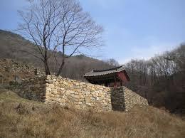 Hyeono gukssa Tapbi - Seobong saji (temple site)