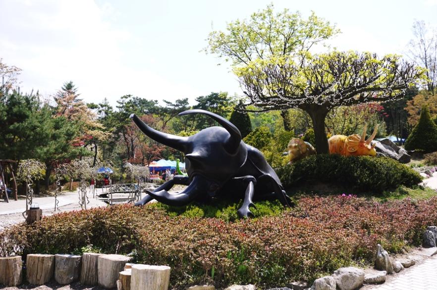 Deokpyeong Dinosaur Museum (Arboretum)2