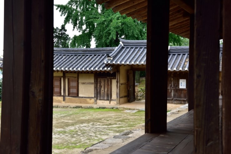 House of Yeo Gyeong-gu in Jinjeop