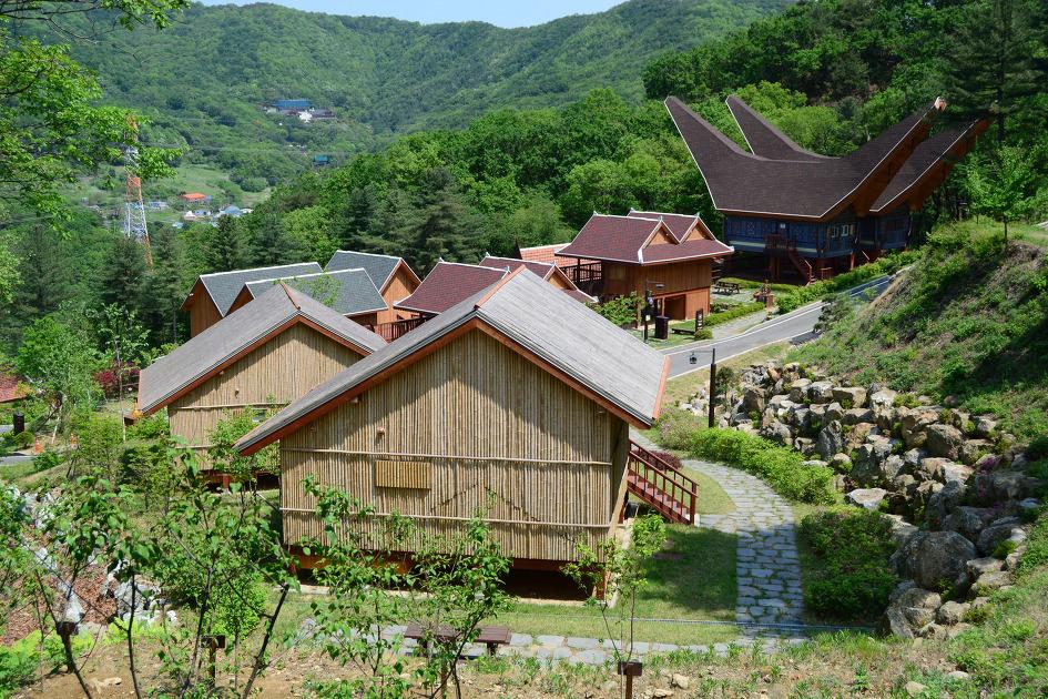 Asian Recreational Forest, Yangju