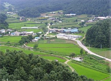 Jidong Sanchon Village (Pocheon)1