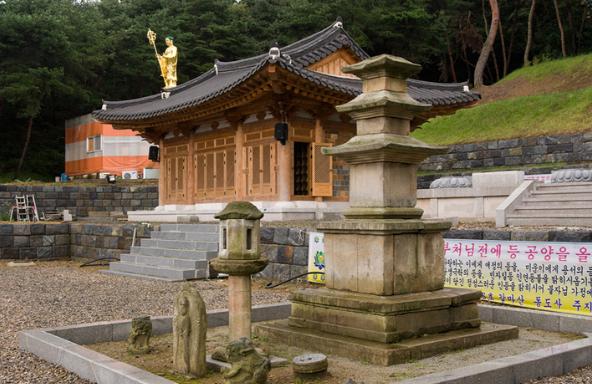 Eobiri 3 storied Stone Pagoda