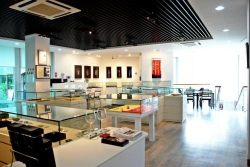 Korea Jewelry Museum, Heyri Art Village in Paju