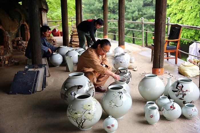 驪州陶磁器祭り2017