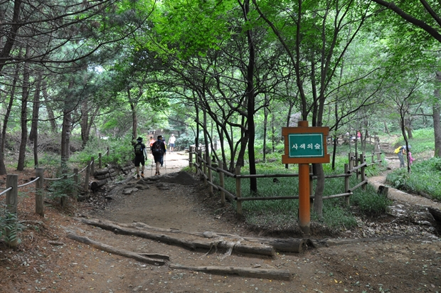 冠岳山ドゥルレ道