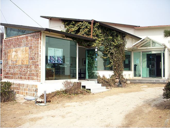 韓国美術館