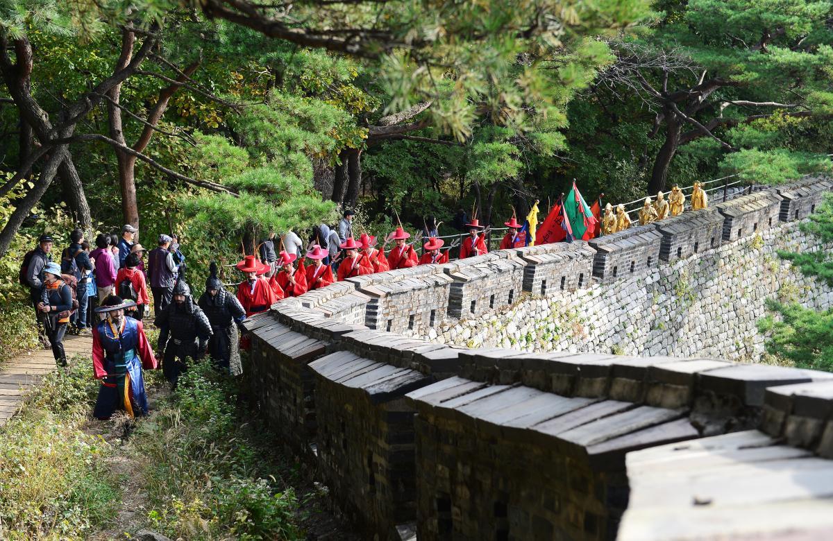 南漢山城文化祭