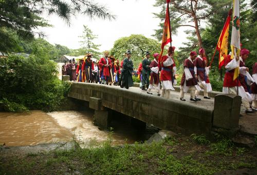 東九陵文化祭