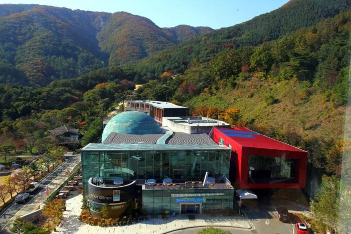 松岩スペースセンター