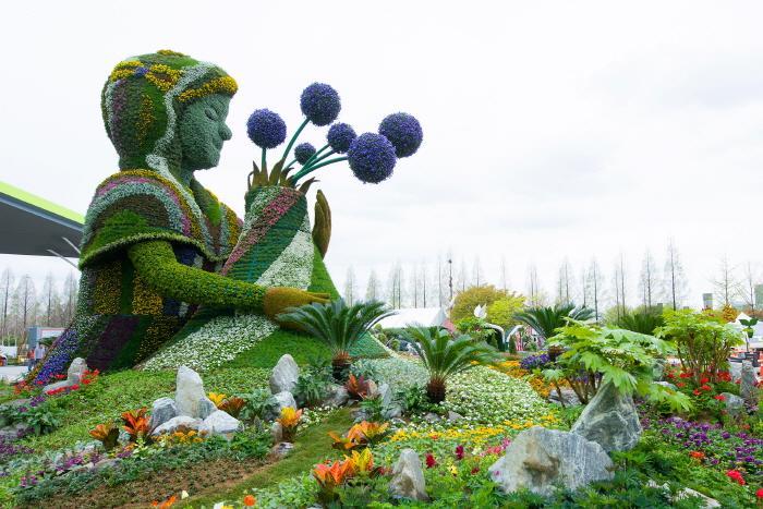 2016高陽国際花博覧会