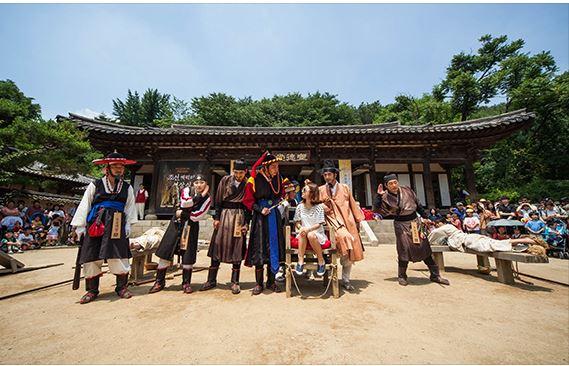 韓国民俗村・家族全員で朝鮮におでかけ