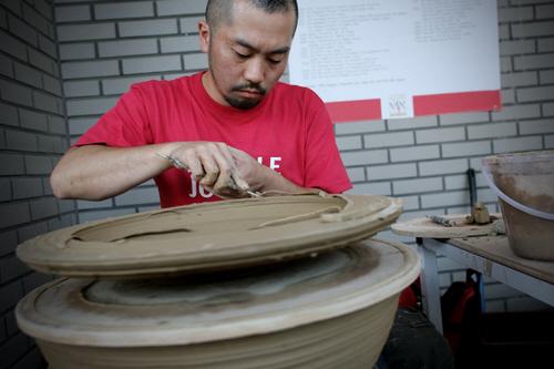 驪州陶磁器祭り