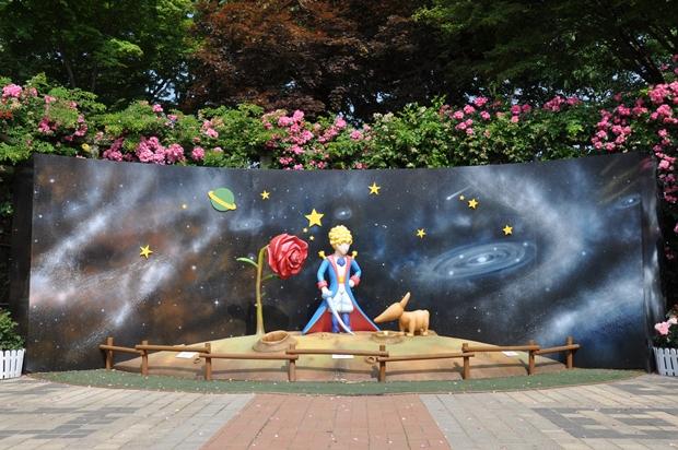 ソウル大公園・薔薇園祭り