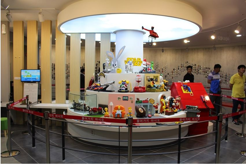 驪州市立フォン博物館1