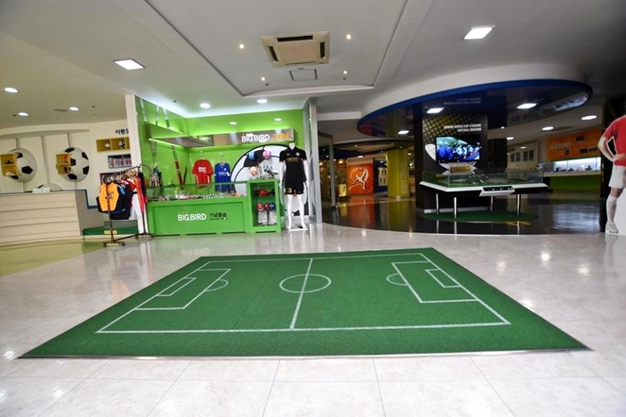 サッカー博物館4