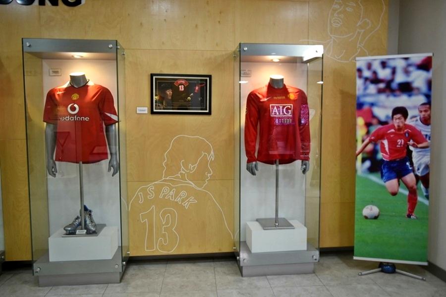 サッカー博物館2