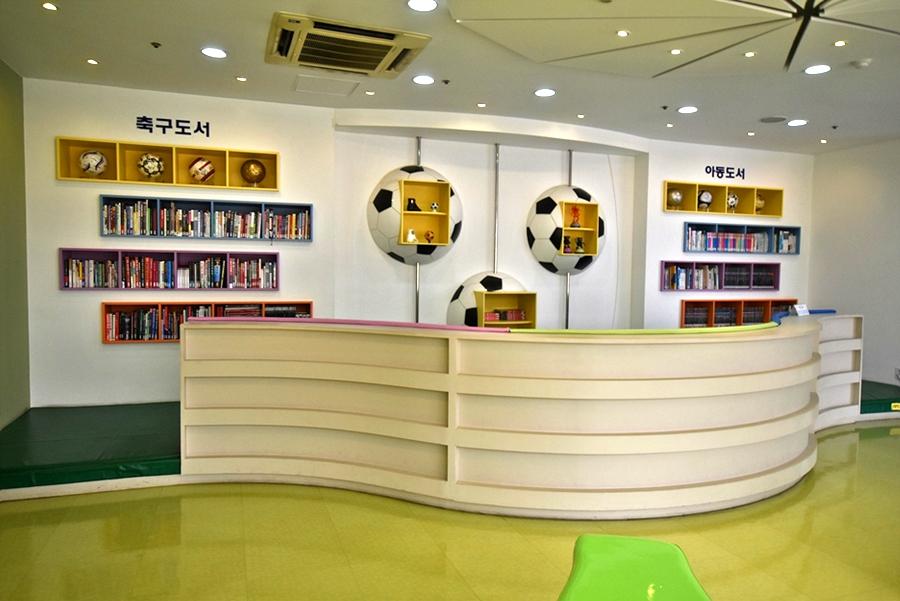 サッカー博物館7