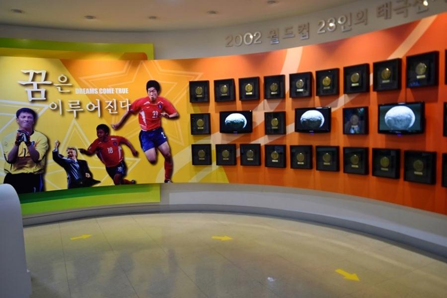 サッカー博物館5