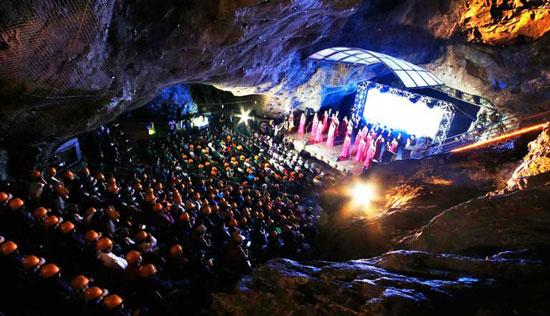 光明洞窟「cool coolサマーフェスティバル」