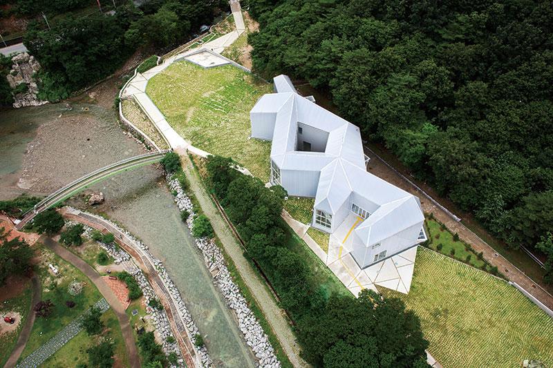 楊州市立張旭鎮美術館